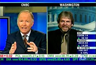 Bob on CNBC Video Interview